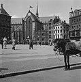 Dam met Nieuwe Kerk te Amsterdam, Bestanddeelnr 900-3158.jpg