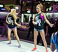 Dancing girls at E3 2012 (7351776602).jpg