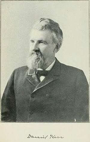 Daniel Kerr (politician) - Daniel Kerr