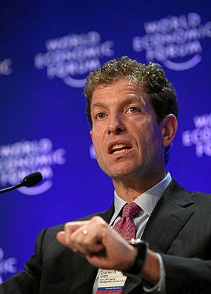 Daniel Och - Daniel Och at the World Economic Forum annual meeting in 2009
