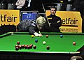 Daniel Wells and Neil Robertson at Snooker German Masters (DerHexer) 2013-01-30 07.jpg