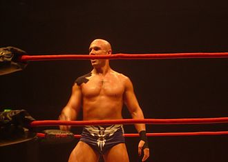 Christopher Daniels - Daniels in TNA in January 2010.
