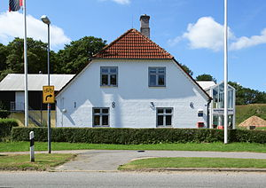 Danish minority of Southern Schleswig - Danevirke Museum near Schleswig