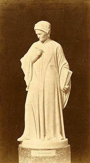 Giovanni Maria Benzoni - Image: Dante, by Giovanni Maria Benzoni c