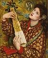 Dante Gabriel Rossetti - A Christmas Carol.jpg