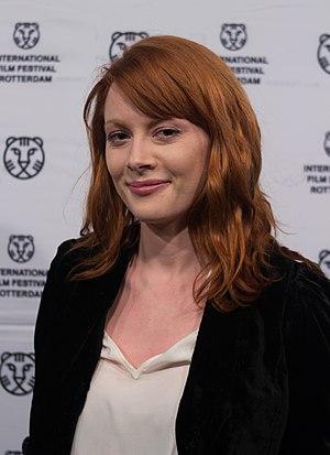 Emily Beecham - Beecham at the International Film Festival Rotterdam 2017