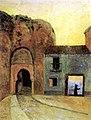 Darío de Regoyos y Valdés Puerta de las Pesas.jpg