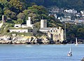 Dartmouth Castle and St Petrox Church, Dartmouth - geograph.org.uk - 1546516.jpg