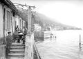 Das Bataillonsbureau idyllisch am See gelegen - CH-BAR - 3239513.tif