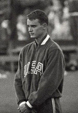 Dave Sime - Sime at the 1960 Olympics