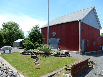 West Rockhill Township, Bucks County, Pennsylvania - Image: Daves Boat Repair, Sellersville, Bucks Co PA