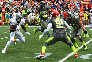 DeMarco Murray - Murray at the 2014 Pro Bowl.