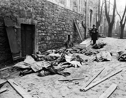 Belgian civilians killed by German units during the offensive DeadBelgiumcivilians1944.jpg