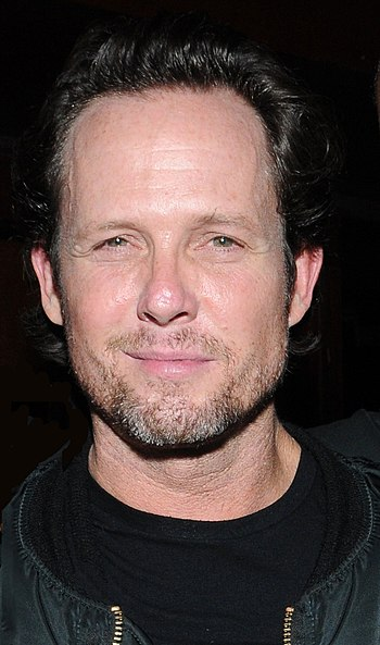 English: Dean Winters in Manhattan in October ...