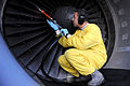 Defense.gov News Photo 110110-F-9708M-046 - U.S. Air Force Staff Sgt. Luis Mejias inspects and washes the blades of a C-17 Globemaster III aircraft at Joint Base Pearl Harbor-Hickam Hawaii.jpg