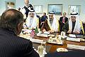 Defense.gov News Photo 120411-D-BW835-034 - Secretary of Defense Leon E. Panetta meets with Saudi Arabian Minister of Defense Prince Salman bin Abd al-Aziz Al Saud in the Pentagon on April.jpg