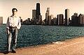 Dejan Stojanovic, Chicago, 1991-2.jpg