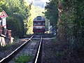 Dejvice, vlak, od přejezdu P6 k přejezdu P5 (01).jpg