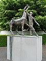 Denkmal in Uster (1957) für Jean Hotz (1890–1969) Schweizer Minister, von Emilio Stanzani (1906–1977), Bildhauer.jpg