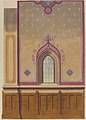Design for the painted decoration of a wall pierced by an arched window MET 67.827.189.jpg