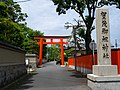 Desolation of Shimogamojinja shrine by Covid19 (1).jpg
