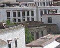 Destroyed monastery building(s) of Tibet detail, from- 052 Drepung samostan (12) (cropped).JPG