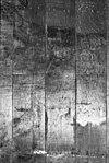 detail beschildering zuidertransept - amsterdam - 20012190 - rce