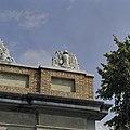 Detail binnenzijde Gentse Poort-- rechter attiek - Hulst - 20378138 - RCE.jpg