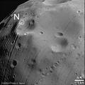 Details of Phobos's surface ESA217056.tiff