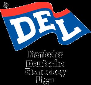 1994–95 DEL season - Image: Deutsche Eishockey Liga Logo 1994