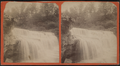 Devasego Falls, Near Prattsville, Greene County, N.Y, from Robert N. Dennis collection of stereoscopic views.png