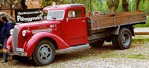 Diamond T - Diamond T Truck 1937