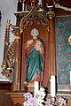 Dickenreishausen St. Agatha Altar Petrus.jpg