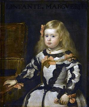 Margaret Theresa of Spain - Image: Diego Velázquez 029