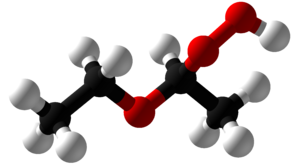 Diethyl ether peroxide - Image: Diethyl Ether Peroxide