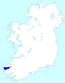 Dingle Bay Ireland Map.Dingle Bay Wikipedia