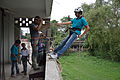 Disaster Management - Survival Programme - Summer Camp - Nisana Foundation - Sibpur BE College Model High School - Howrah 2013-06-09 9920.JPG