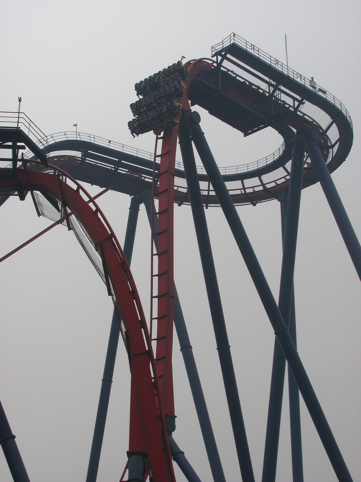 Diving Coaster Wikipedia