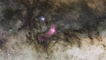Fichier:Diving into the Lagoon Nebula.ogv