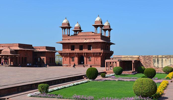 Diwan-i-Khas, Fatehpur-Sikri.jpg
