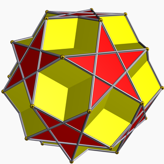Dodecadodecahedron - Image: Dodecadodecahedron