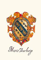 Marco Barbarigo's coat of arms
