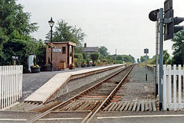 Dolau station, 1992 geograph-3865369-by-Ben-Brooksbank.jpg