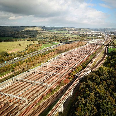 Dollands Moor Freight Yard - Wikipedia