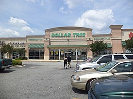 Dollar Tree, Griffin.JPG