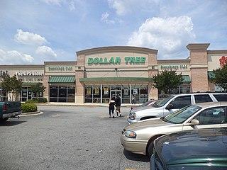 Dollar Tree American discount store company