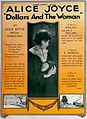 Dollars and the Woman (1920) - Ad 4.jpg