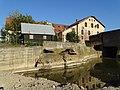 Dolní Černošice, Blukský mlýn, pod elektrárnou (02).jpg