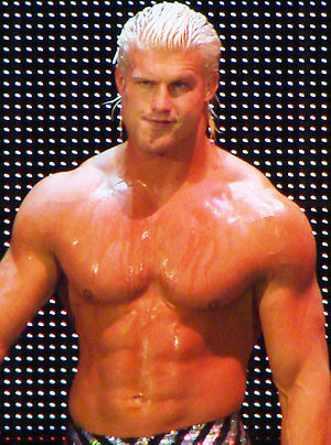 Dolph Ziggler - Ziggler in September 2008