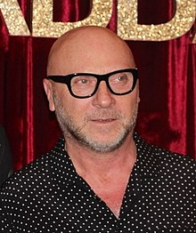 new product 57f04 73df4 Domenico Dolce - Wikipedia